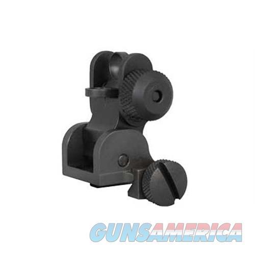 Yhm Flip Rear Sight Blk 9680  Non-Guns > Gun Parts > Misc > Rifles