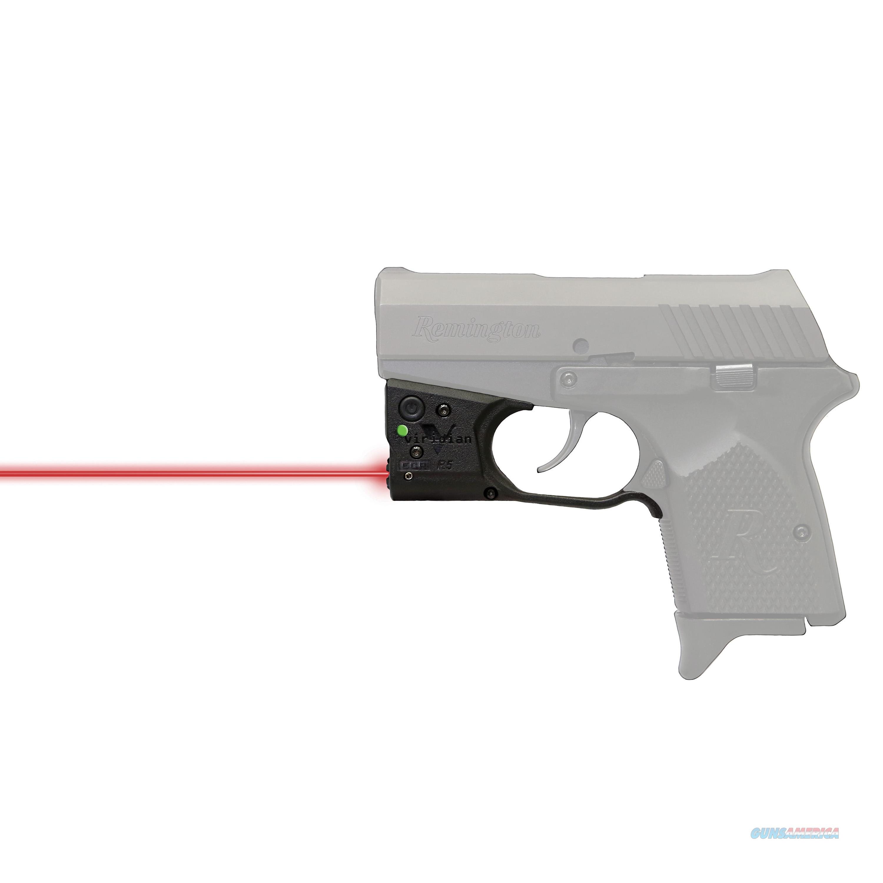 Viridian Green Laser Reactor 5 Gen Ii Red Laser 920-0040  Non-Guns > Iron/Metal/Peep Sights