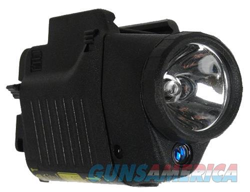 Glock Tac3680 Gtl 21 Tactical Light With Red Laser 70 Lumens Cr123a Lithium (2) Black TAC3680  Non-Guns > Gun Parts > Misc > Rifles