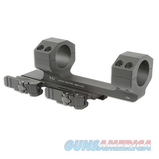 Midwest Industries Scope Mount 1 W/ 1.5 Offset 1 Piece Qd MIQDSM  Non-Guns > Gun Parts > Misc > Rifles