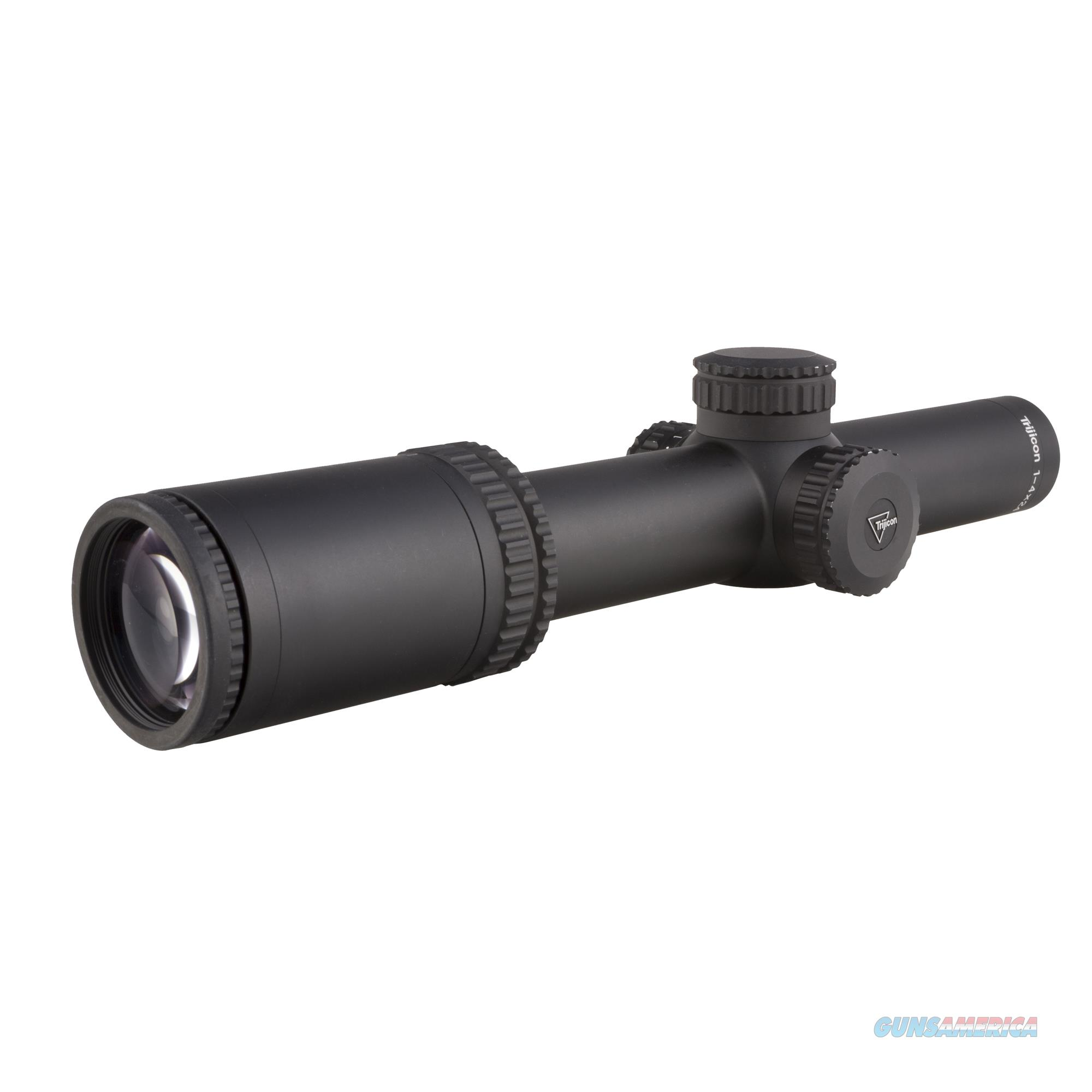Trijicon Accupower 1-4X24mm Riflescope RS24-C-1900005  Non-Guns > Scopes/Mounts/Rings & Optics > Rifle Scopes > Variable Focal Length