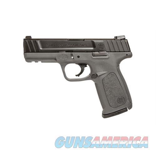 Smith & Wesson Sd9 Ve 9Mm 4 Ss Gray Frame Fs 17Rd 11995  Guns > Pistols > S Misc Pistols