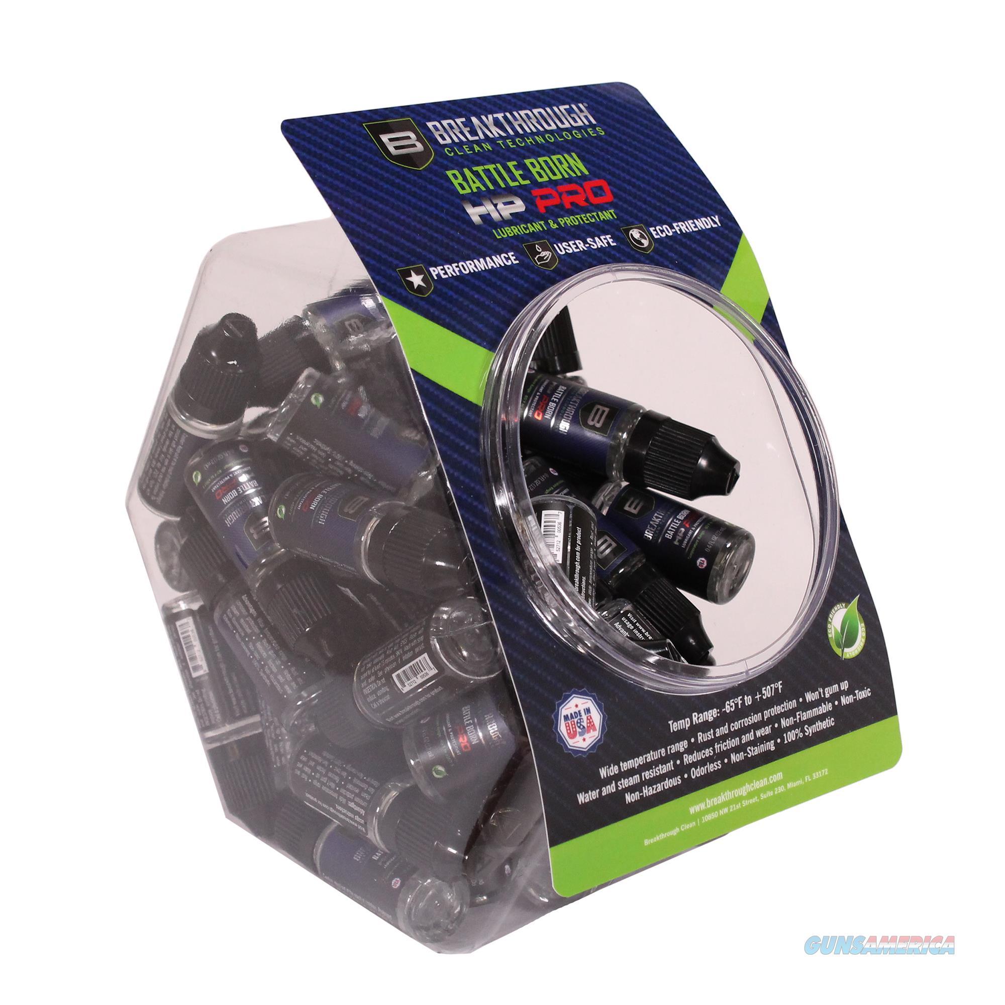 Breakthrough Clean Battle Born Hp Pro Oil HPPRO-12ML/HEX  Non-Guns > Gunsmith Tools/Supplies