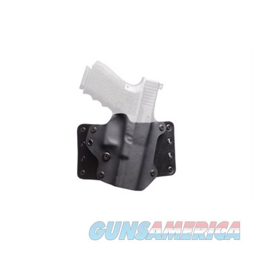 Blk Pnt Lthr Wing For Glk 17 Rh Blk 100080  Non-Guns > Holsters and Gunleather > Other