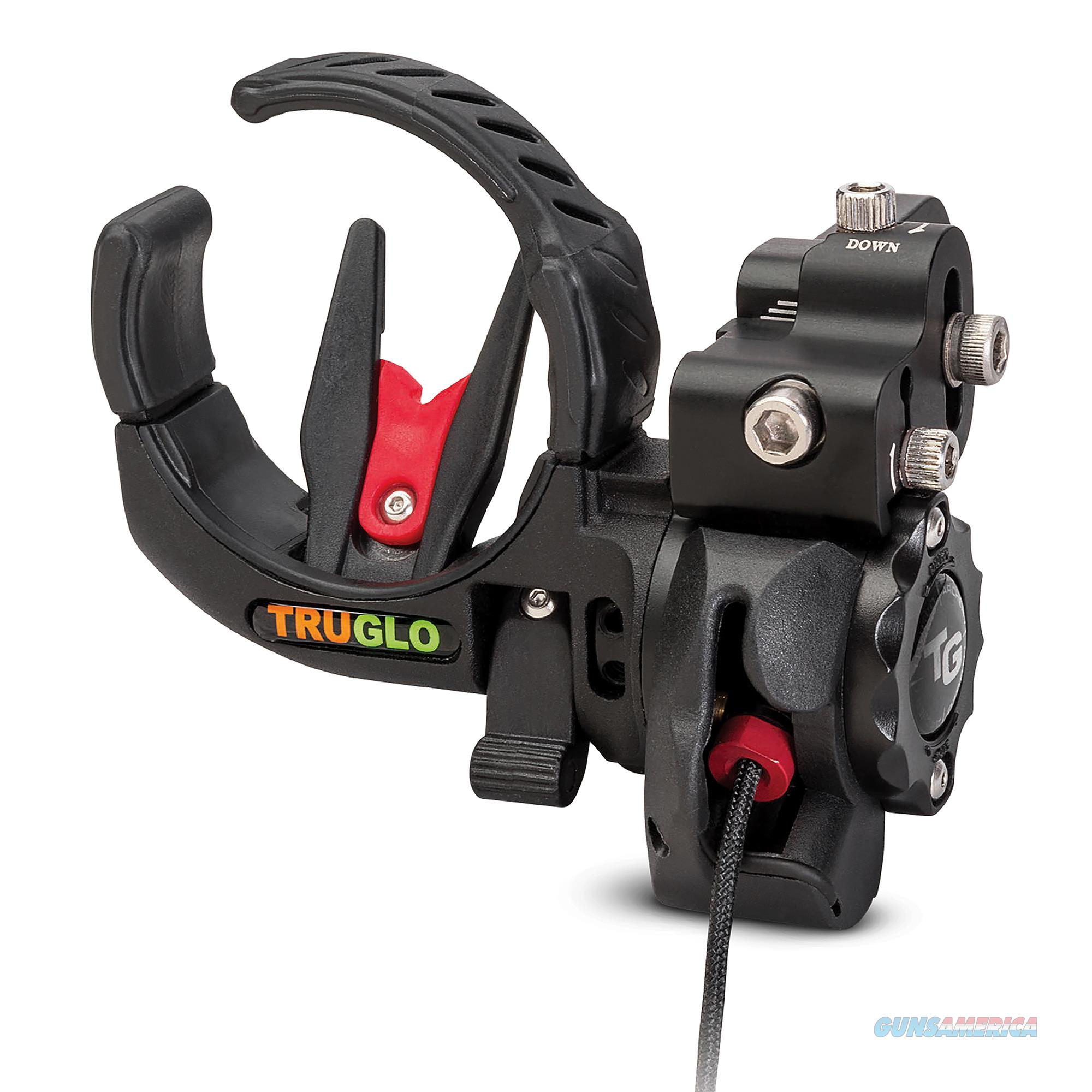 Truglo Micro Lock-Fire Rest, Black TG655B  Non-Guns > Gun Parts > Misc > Rifles