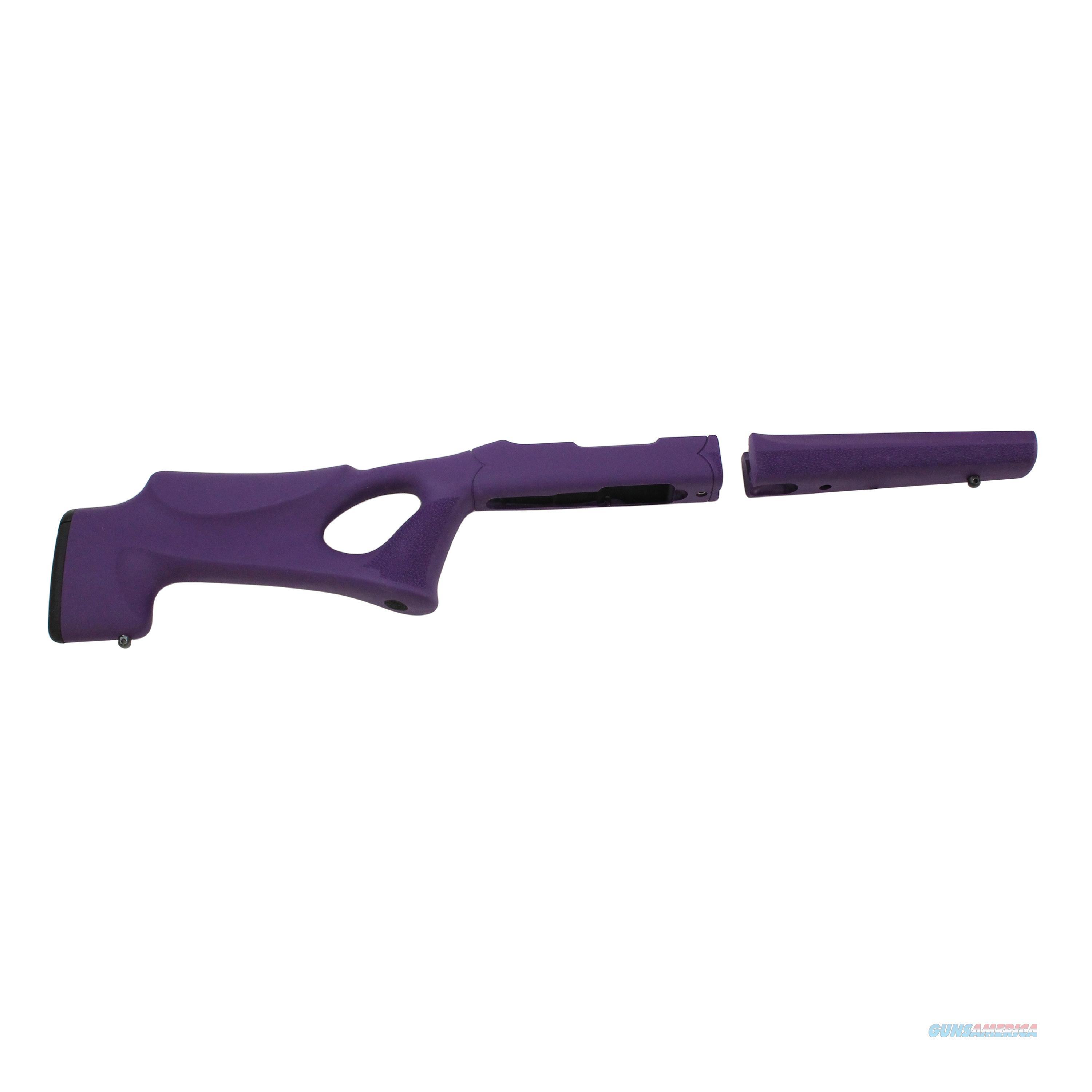 "Hogue 10/22 Takedown Thumbhole .920"" Diameter Barrel Rubber Overmolded Stock 21076  Non-Guns > Gunstocks, Grips & Wood"