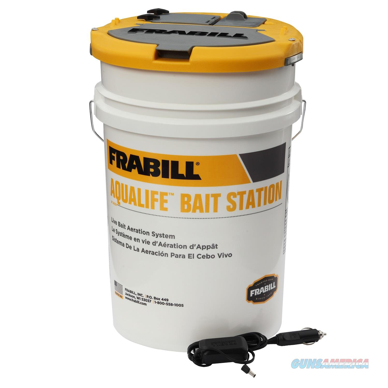 Frabill 6 Gallon Bait Aeration System 14691  Non-Guns > Fishing/Spearfishing