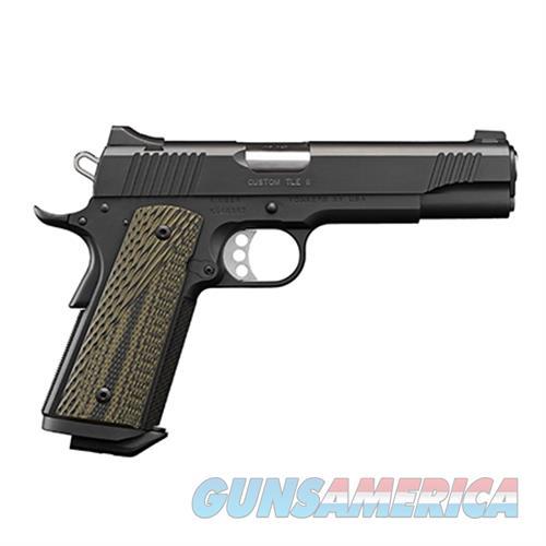 Kimber Custom Tle Ii (Em) .45A KIM3200369  Guns > Pistols > K Misc Pistols