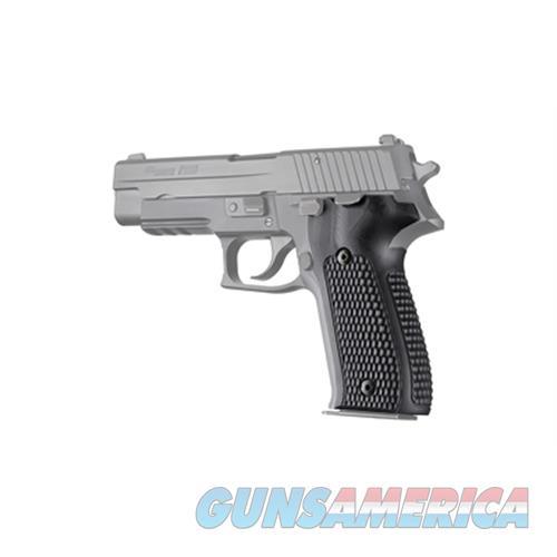 Hogue Hogue Grip Piranha G10 Sig 226 Blk 26139  Non-Guns > Gunstocks, Grips & Wood
