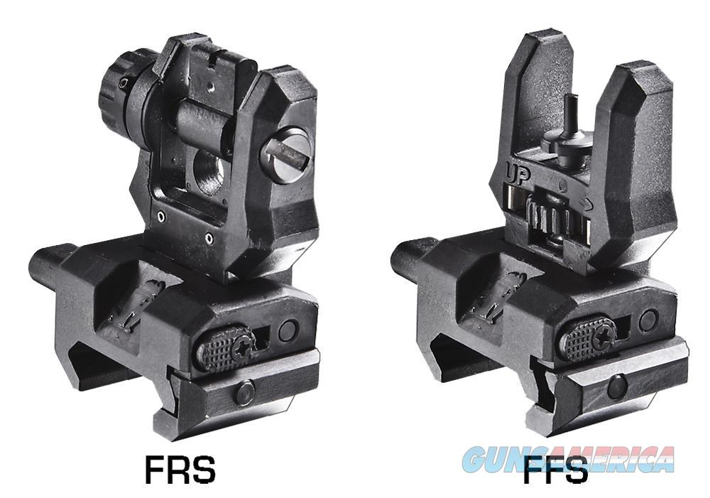 Command Arms Ffsfrs Low Profile Flip-Up Front And Rear Sights Picatinny Rail Blk FFSFRS  Non-Guns > Gun Parts > Misc > Rifles