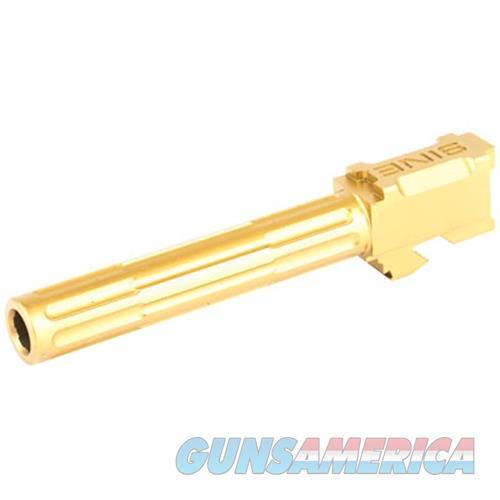 Lantac Usa Lantac Bbl For G17 Fluted Bronze 01-GB-G17-NTH-BRNZ  Non-Guns > Gun Parts > Misc > Rifles