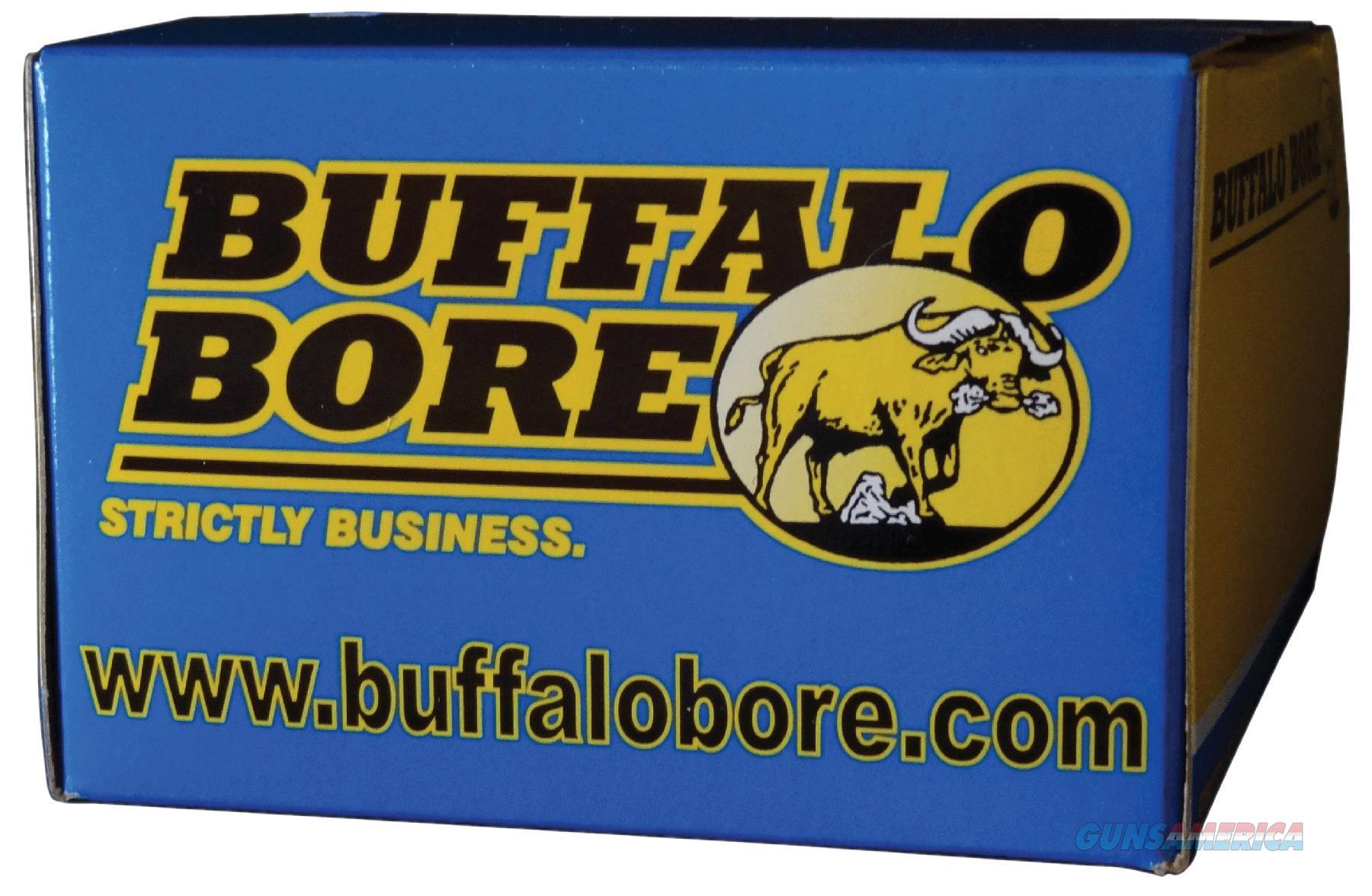 Buffalo Bore Ammo 8G Rifle 45-70 Gov Barnes Tsx Flat Nose 350 Gr 20Box/12Case 8G  Non-Guns > Ammunition