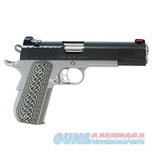 Kimber Aegis Elite Custom 9Mm KIM3000350  Guns > Pistols > K Misc Pistols