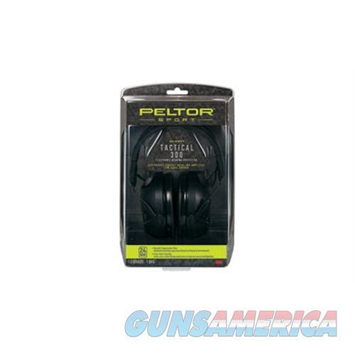 Aearo / Peltor Peltor Sport Tac 300 Digital Nrr24 TAC300OTH  Non-Guns > Gun Parts > Misc > Rifles