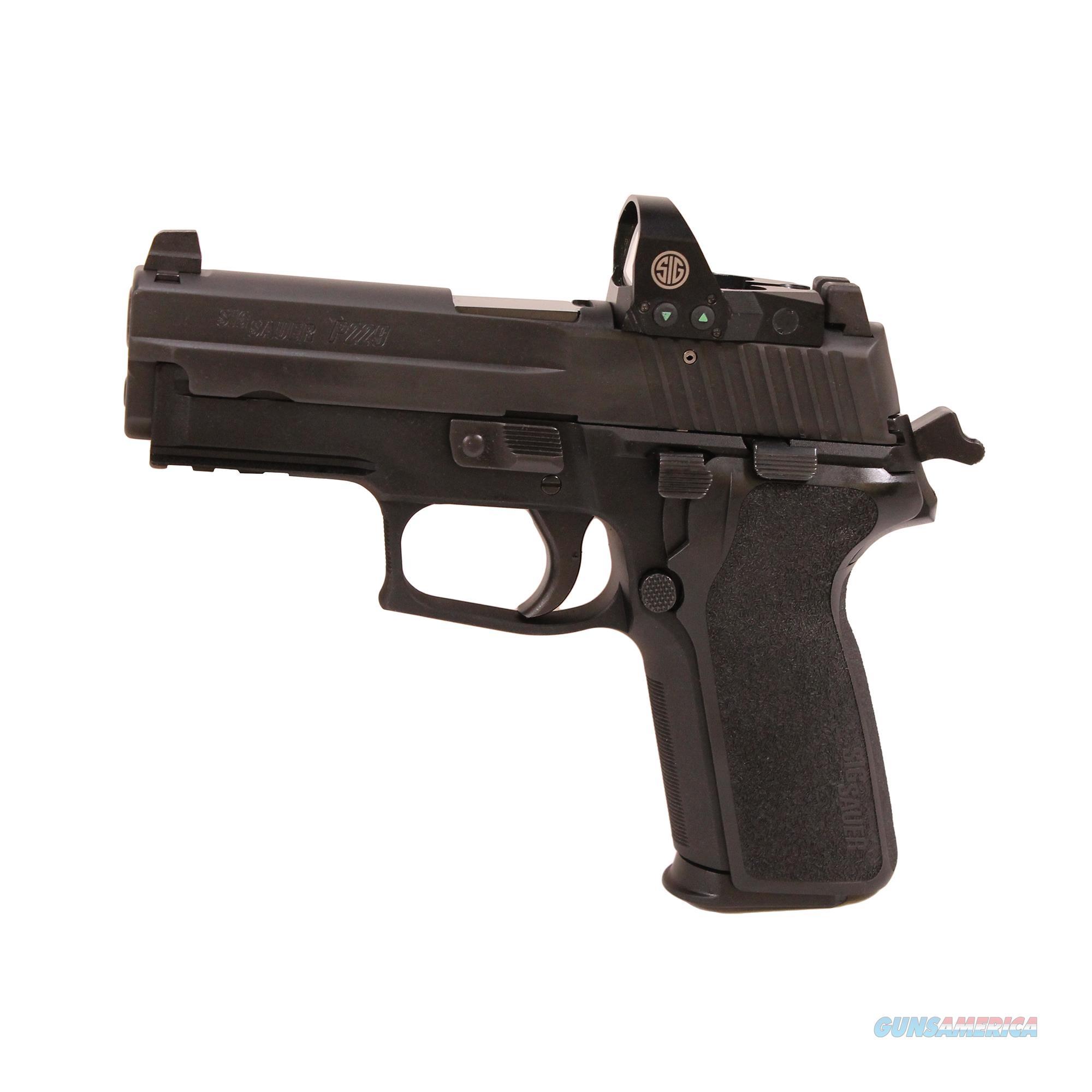 Sig Sauer P229 229R-9-BSS-RX  Guns > Pistols > S Misc Pistols