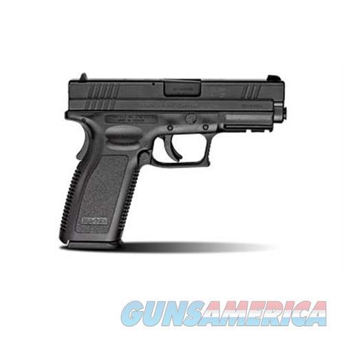 "Springfield Armory Sprgfld Xd45 Cmp 45Acp 4"" Blk 10Rd XD9645  Guns > Pistols > S Misc Pistols"