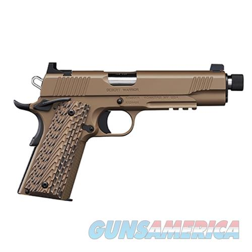 Kimber 45Acp Desert Warrior (Tfs) KIM3000237  Guns > Pistols > K Misc Pistols