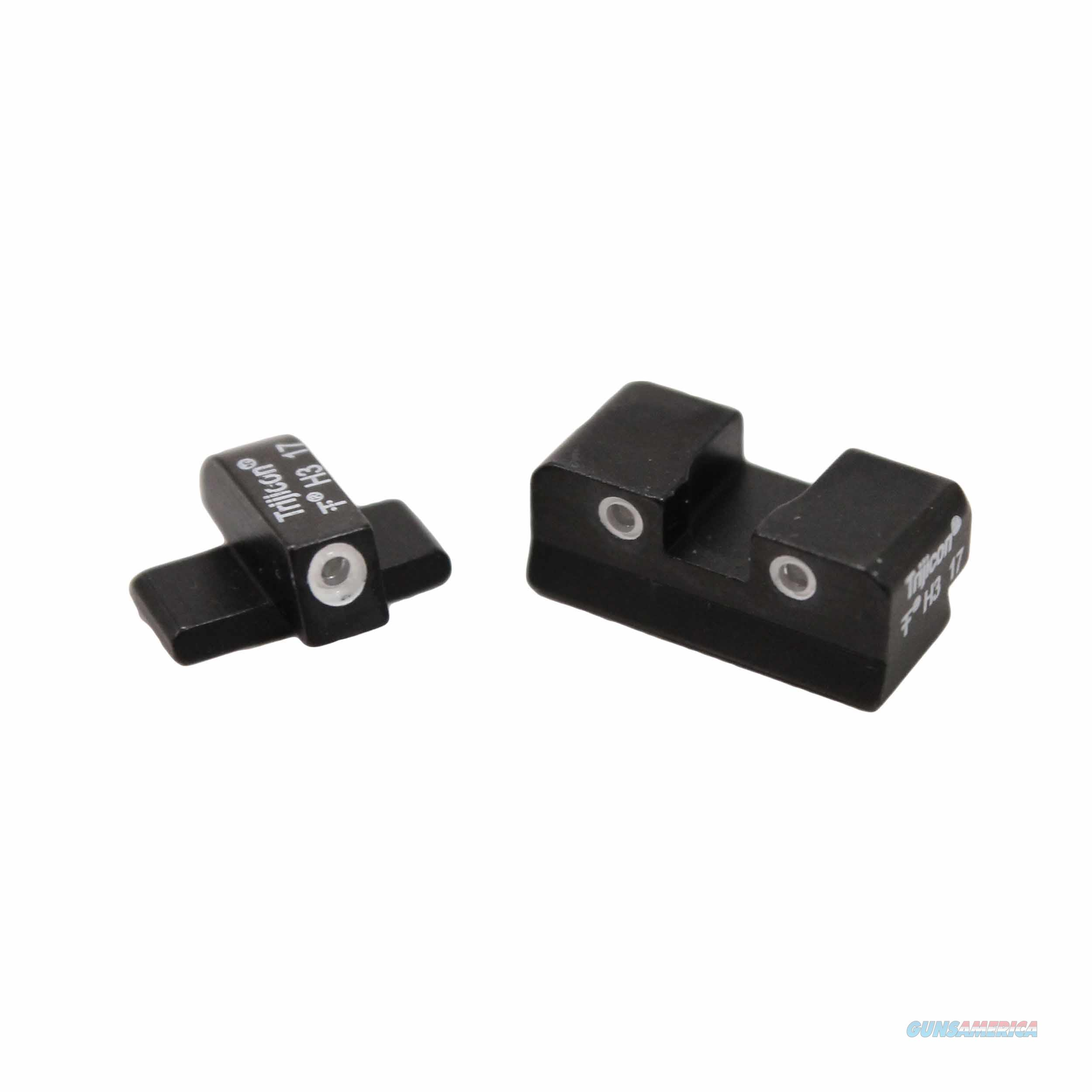 Trijicon Fnh Bright And Tough 3 Dot Night Sight Set FN04C600988  Non-Guns > Iron/Metal/Peep Sights