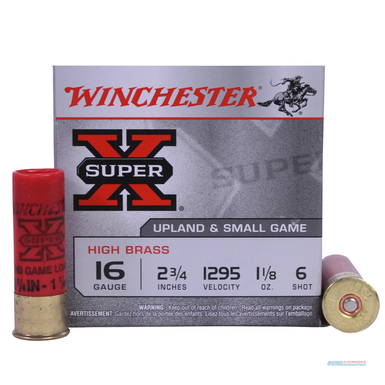 Winchester 16 Gauge X16H6  Non-Guns > Ammunition