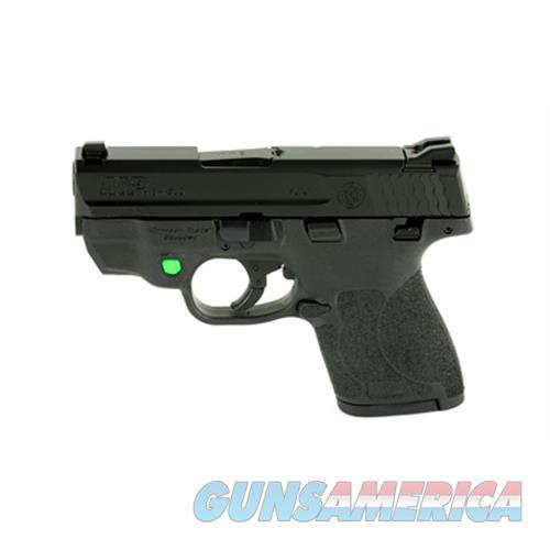 Smith & Wesson M&P9 Shield M2.0 9Mm Ctc Green Laser Ts 11901  Guns > Pistols > S Misc Pistols