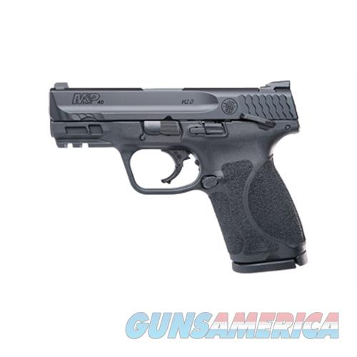 Smith & Wesson M&P40 M2.0 Compact 40Sw 3.6 Ts 13Rd 11695  Guns > Pistols > S Misc Pistols