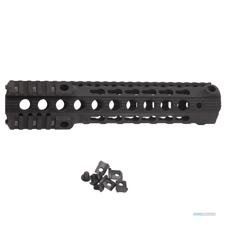 """Troy Industries Inc 10"""" Sdmr Rail STRX-BK1-10BT-00  Non-Guns > Gun Parts > Misc > Rifles"""