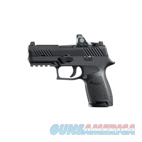"""Sig P320c 9Mm 3.9"""" 15Rd Blk Romeo1 320C-9-B-RX  Guns > Pistols > S Misc Pistols"""