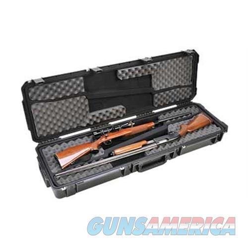 Skb I-Series Double Rifle Blk 3I-5014-DR  Non-Guns > Gun Cases