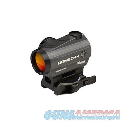 Sig Romeo4h Ballistic Cir Dot Graph SOR43011  Non-Guns > Iron/Metal/Peep Sights