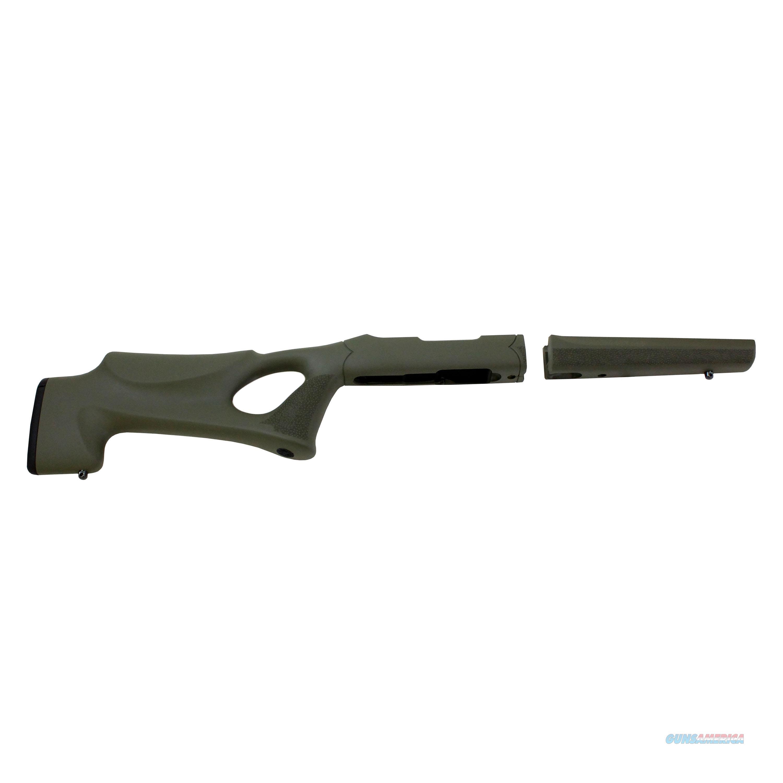 """Hogue 10/22 Takedown Thumbhole .920"""" Diameter Barrel Rubber Overmolded Stock 21270  Non-Guns > Gunstocks, Grips & Wood"""