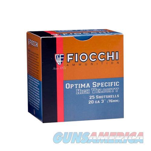 Fiocchi Lead 20 Gauge 762344707945  Non-Guns > Ammunition
