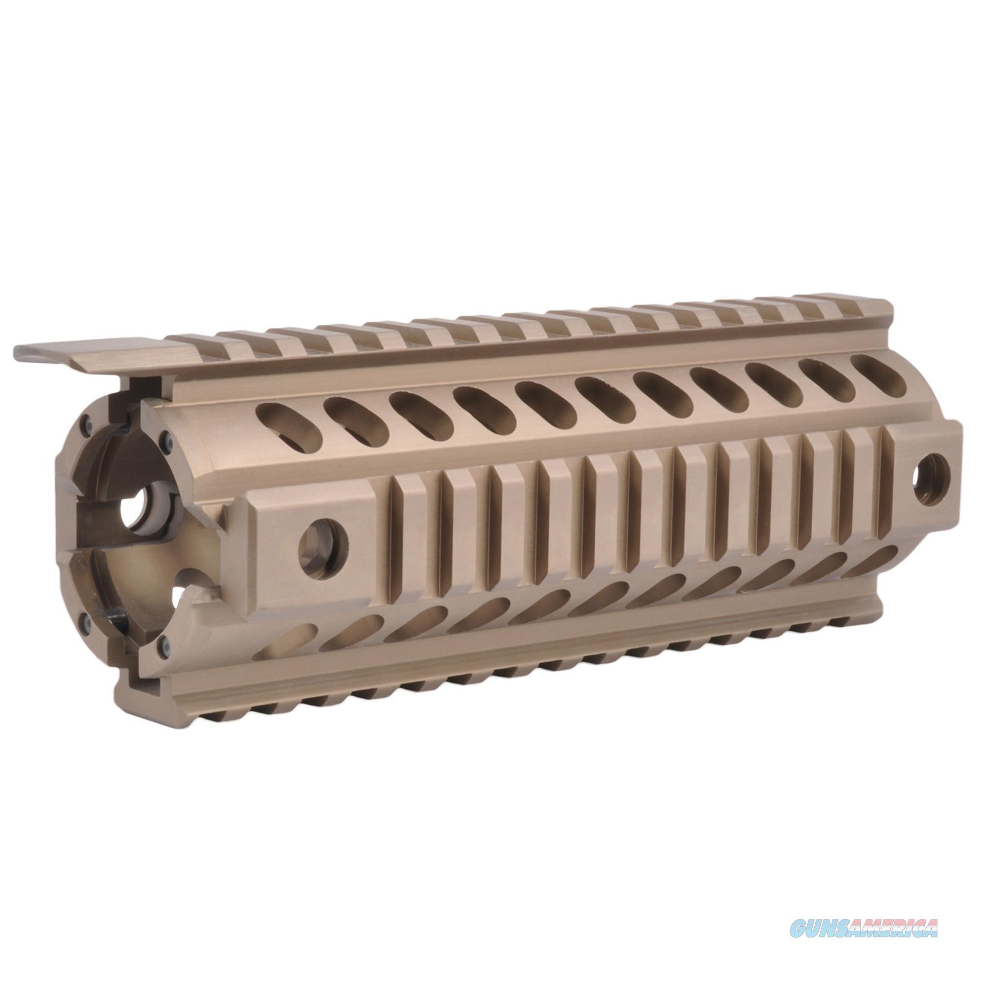 "Mission First Tactical Tekko Metal Ar15 7"" Carbine Drop-In Rail System TMARCIRSSDE  Non-Guns > Gun Parts > Tactical Rails (Non-AR)"