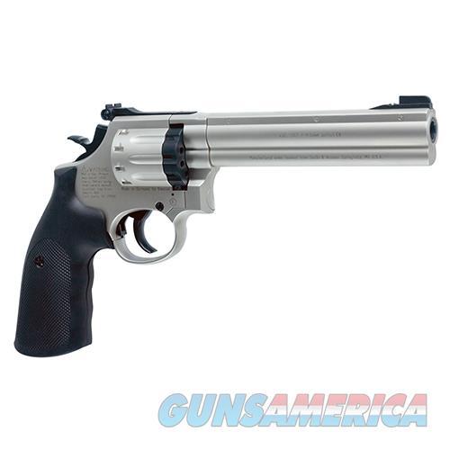 "Umarex S&W 686 (Nickel) W/6"" Barrel .177 Caliber 2255003  Non-Guns > Air Rifles - Pistols > CO2 Rifle"
