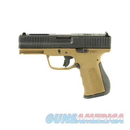 Fmk Firearms Elite Pro  9Mm 4 Burnt Bronze Vortex Vipe FMKG9C1EPROBRT  Guns > Pistols > F Misc Pistols