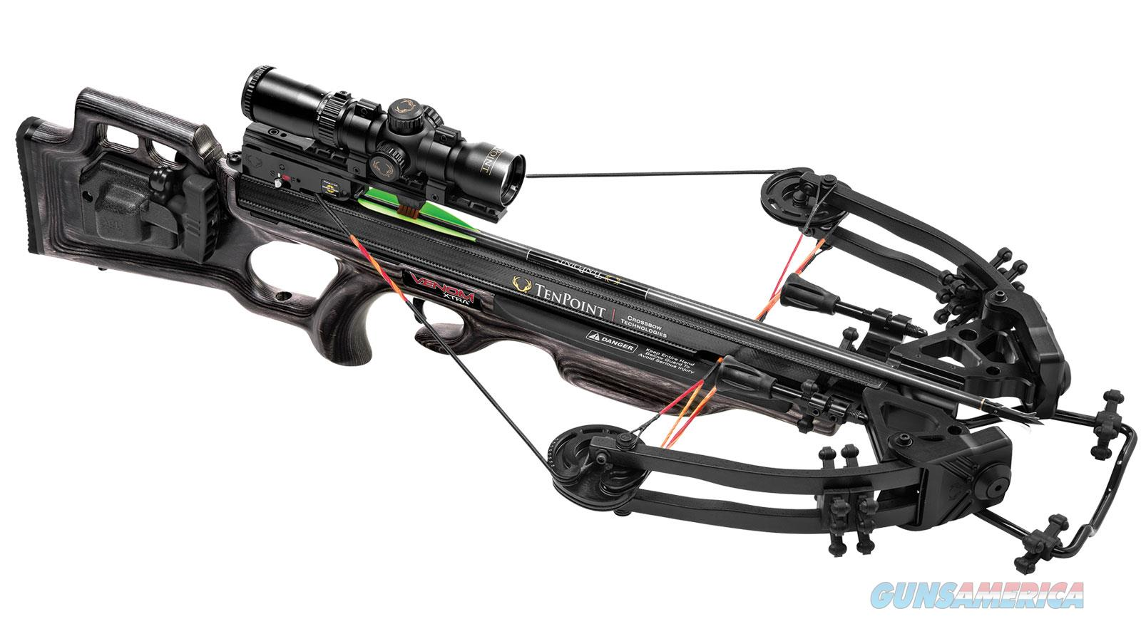 Ten Point Venom Xtra Pkg Range Master CB16001-8411  Non-Guns > Archery > Bows > Crossbows