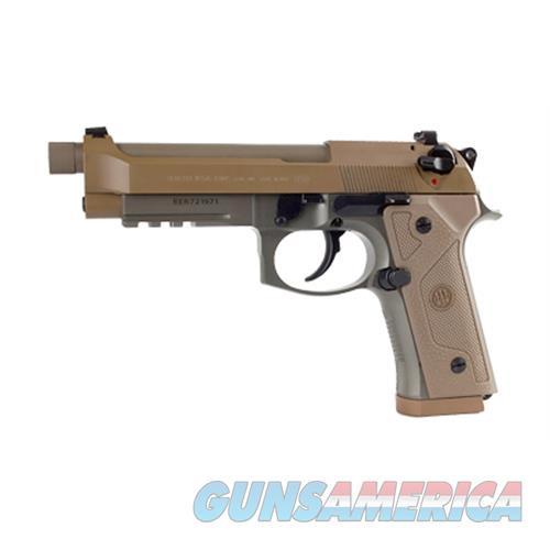 Beretta M9a3 9Mm Vertec Fde Threaded  (3) 10Rd Italy J92M9A3  Guns > Pistols > B Misc Pistols