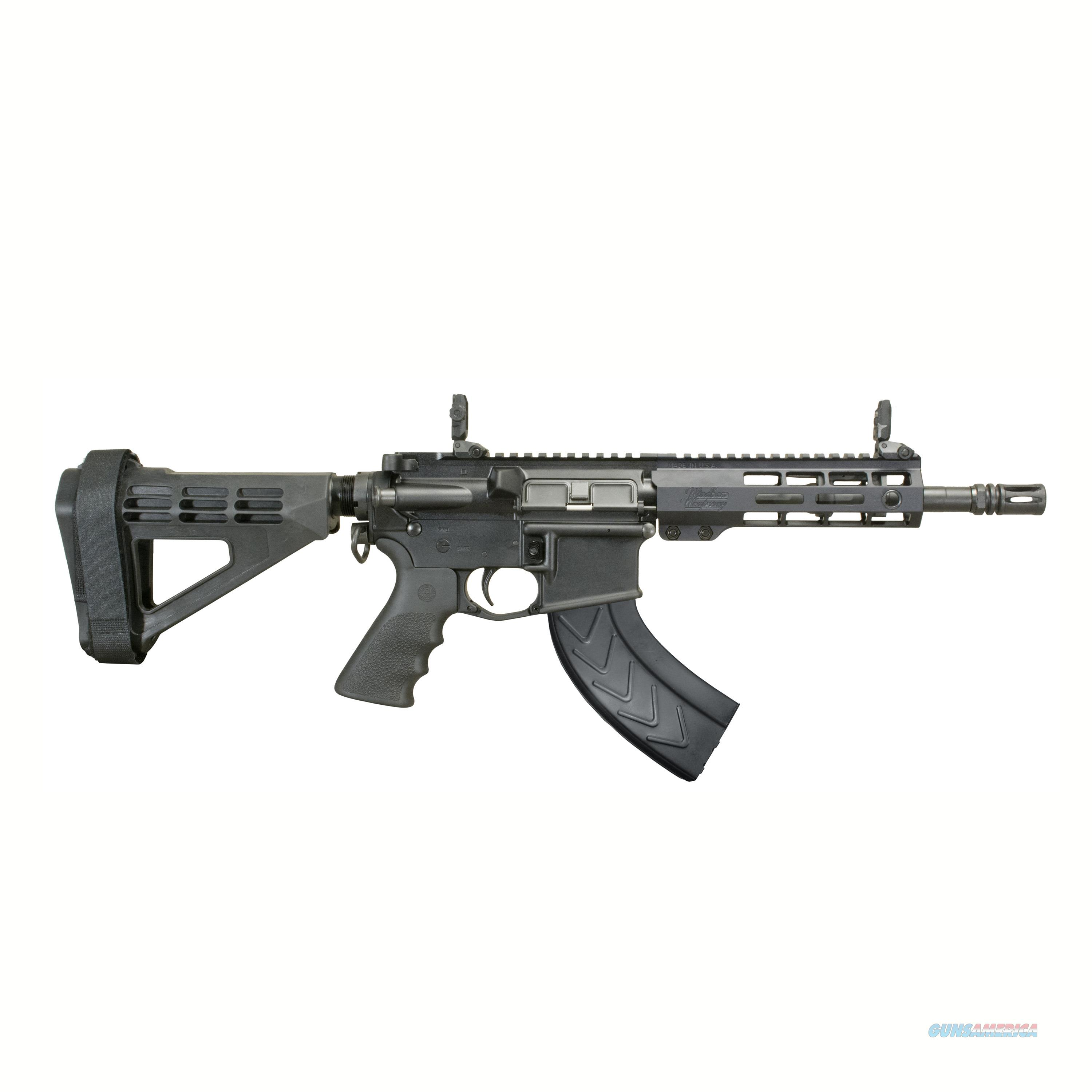"Windham Weaponry 7.62X39mm, 9"" Barrel, 30 Rounds, Kriss Polymer Sights RP9SFS-762M  Guns > Pistols > W Misc Pistols"