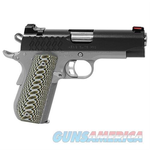 Kimber Aegis Elite Pro 9Mm KIM3000365  Guns > Pistols > K Misc Pistols