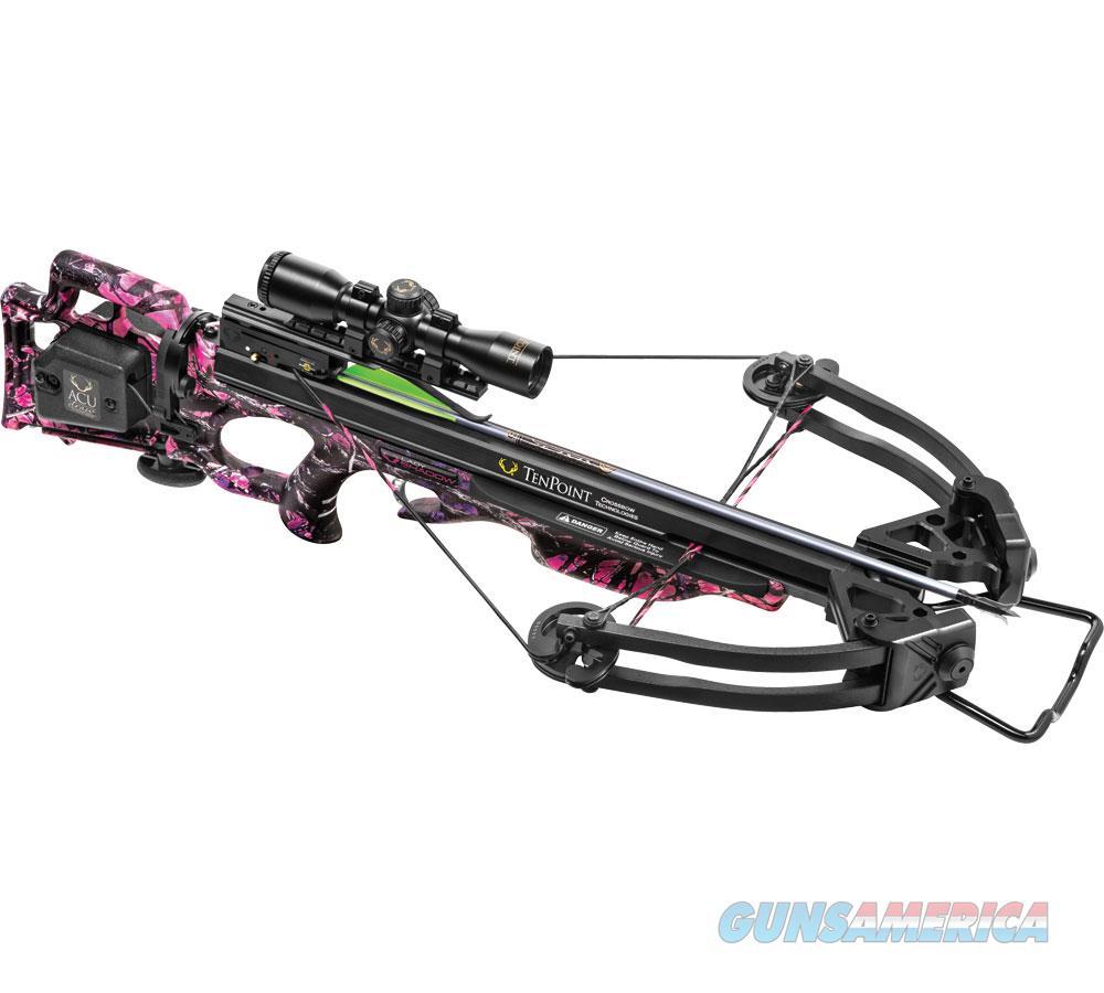 Ten Point Lady Shadow Mdy Grl Acudraw CB15018-9522  Non-Guns > Archery > Bows > Crossbows