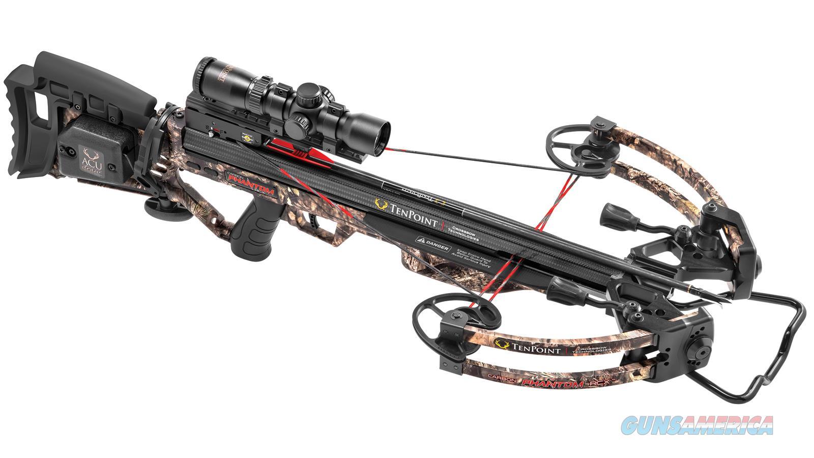 Ten Point Carbon Phantom Rcx Package CB170035112  Non-Guns > Archery > Parts