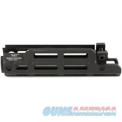Midwest Industries Midwest Hk Mp5 Handguard Mlok Blk MI-MP5M  Non-Guns > Gunstocks, Grips & Wood