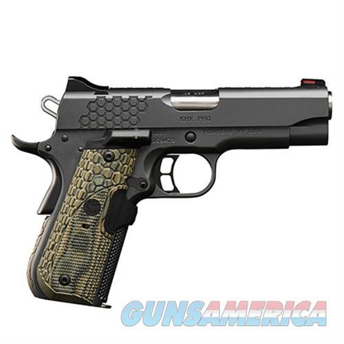Kimber Khx Pro .45Acp KIM3000361  Guns > Pistols > K Misc Pistols
