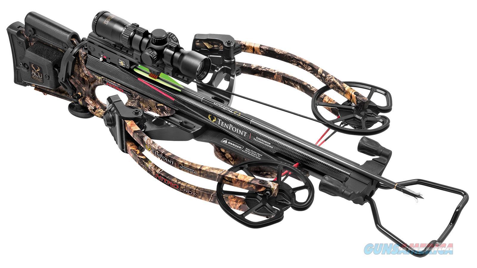 Ten Point Carbon Nitro Rdx Pkg Range CB16005-5412  Non-Guns > Archery > Parts