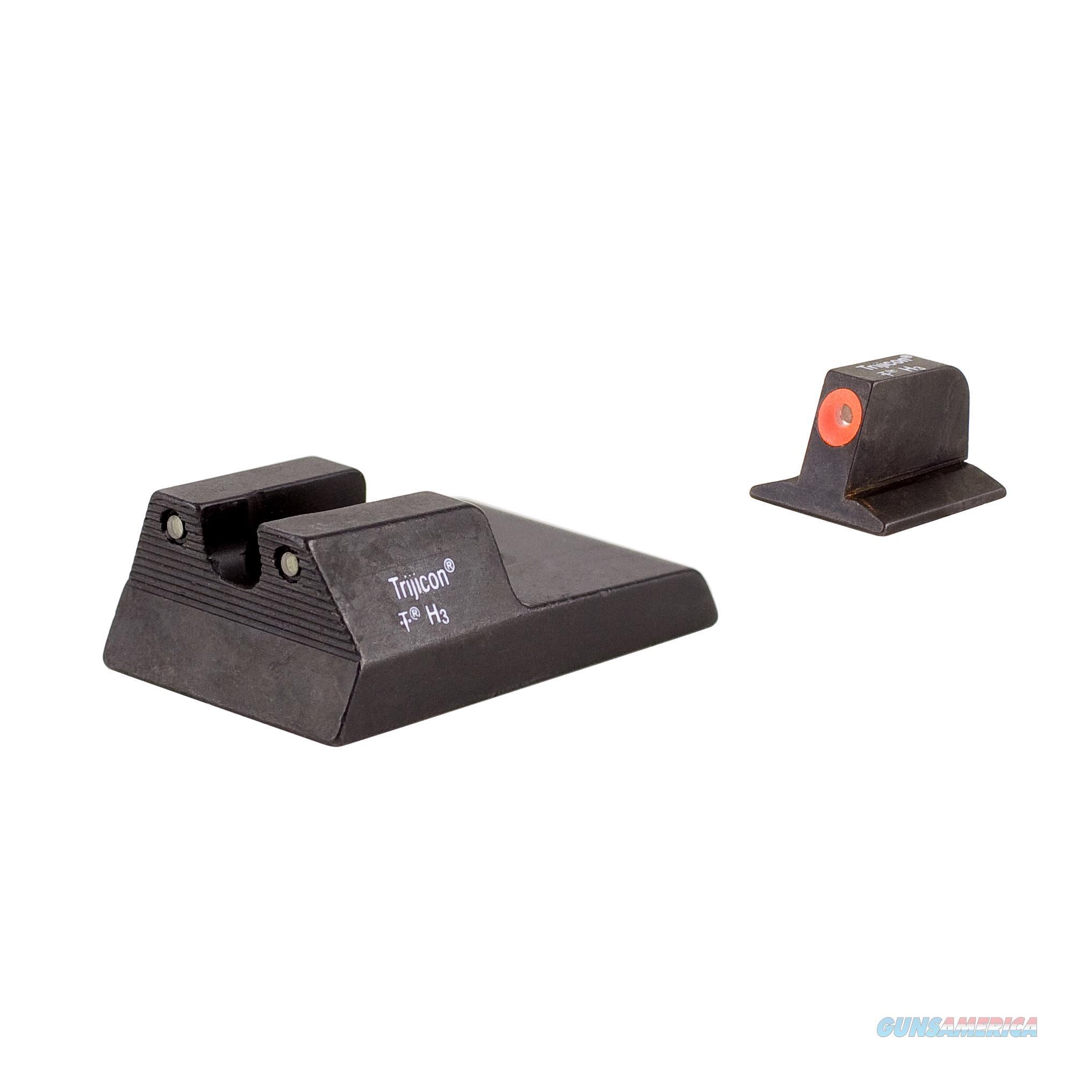 Trius Products Ruger Hd Night Sight Set RA114O  Non-Guns > Iron/Metal/Peep Sights