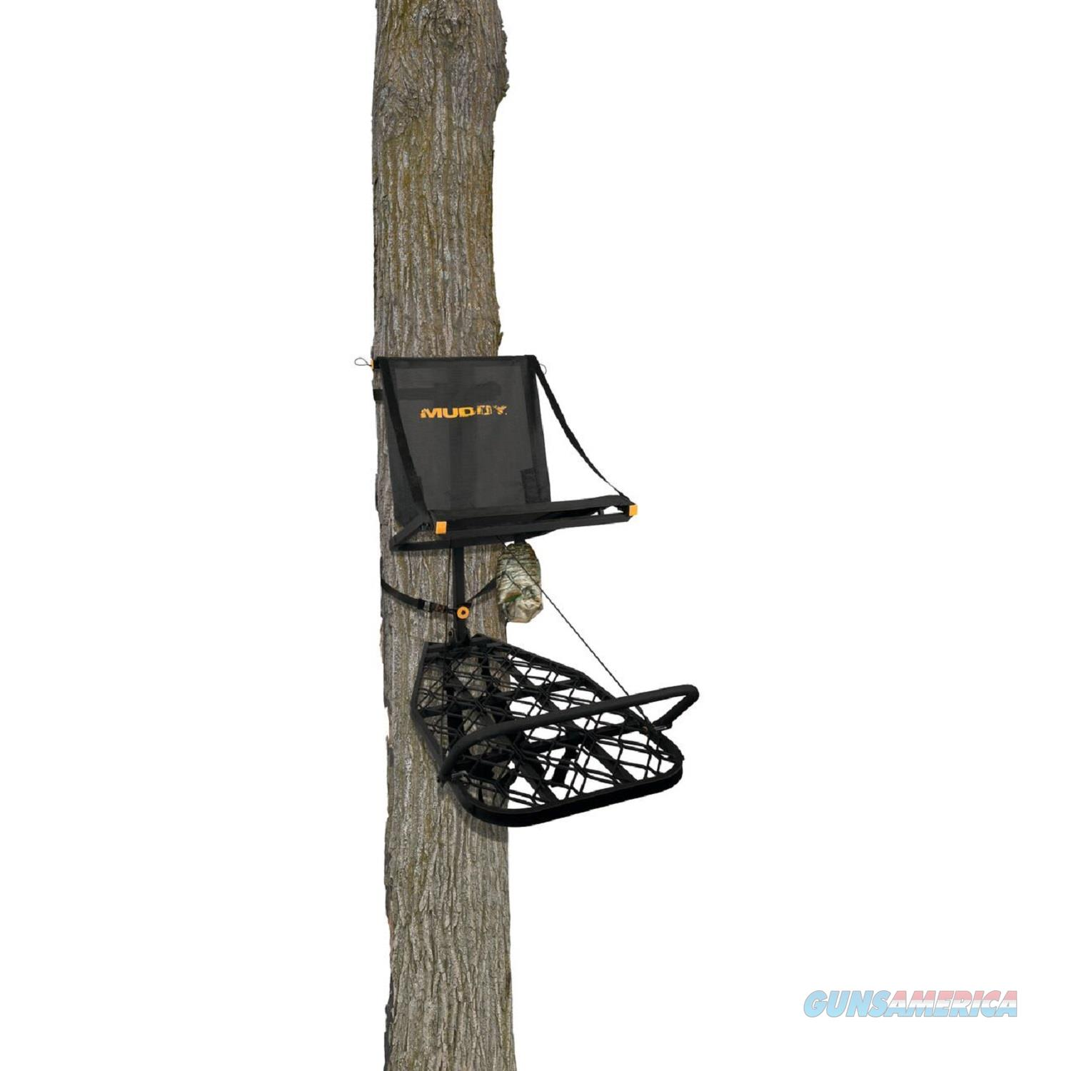 Muddy Boss Elite Al Hang On Treestand MFP5100-A  Non-Guns > Hunting Clothing and Equipment > Tree Stands