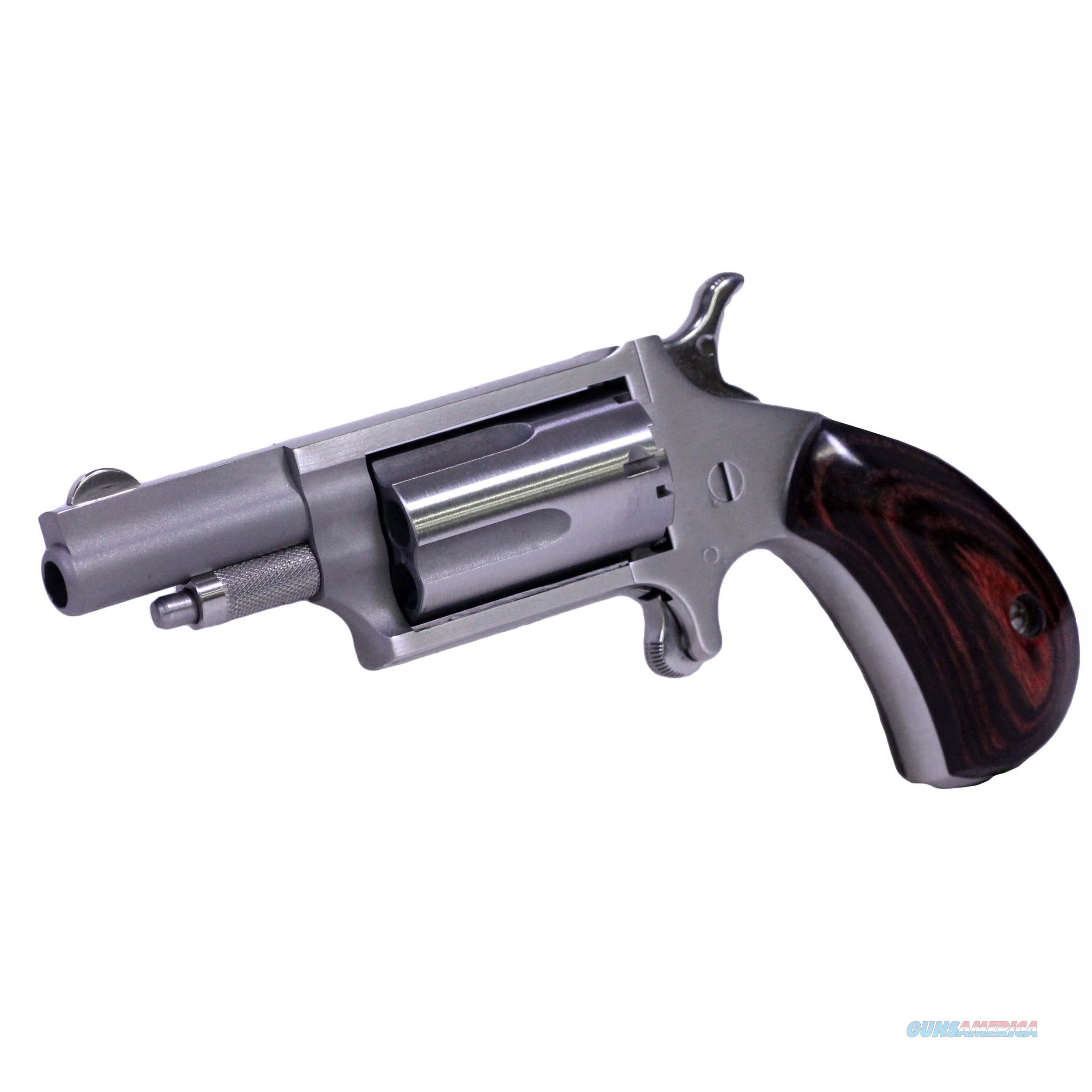 North American Arms Mini Revolver NAA-22MC-C  Guns > Pistols > MN Misc Pistols