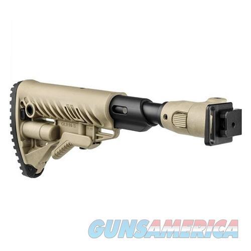 Mako Group Folding Collapsible Stock M4-AKSP-FDE  Non-Guns > Gunstocks, Grips & Wood