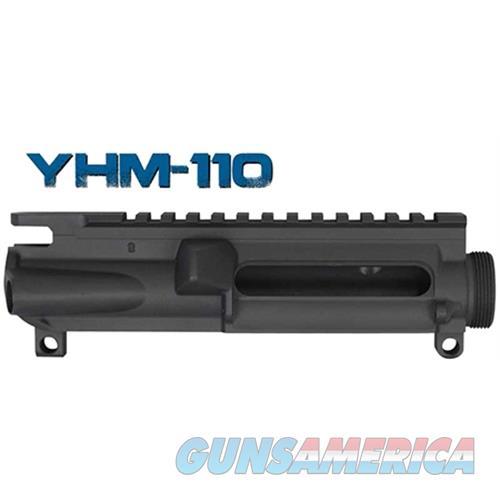 Yankee Hill 110 Flat Top Stripped Upper Receiver 223/5.56 Nato Black 110  Non-Guns > Barrels