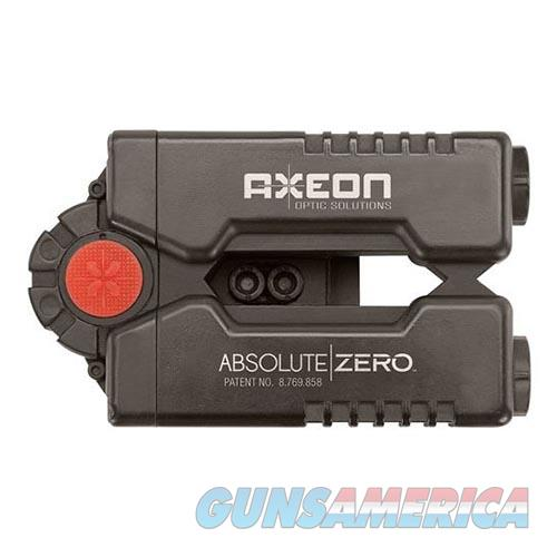 Umarex Absolute Zero Sight-In Device With Red Laser, Black 2218600  Non-Guns > Iron/Metal/Peep Sights