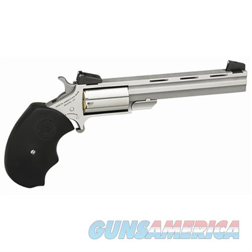 "Naa 22Lr Mini Master 4"" MMTL  Guns > Pistols > North American Arms Pistols"